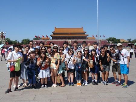 2014年度「隣人を知ろう」短期留学プログラム(中国)の報告会が開催されました