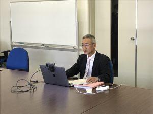 高年次教養科目「財政・金融・経済を学ぶ」が開始されました。